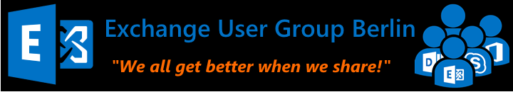 Exchange User Group